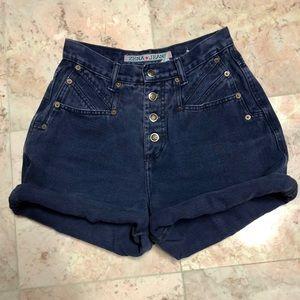 Vintage High Rise Zena Jeans